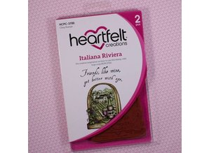 Heartfelt Creations aus USA Italiana Riviera samling komplet