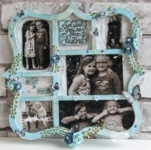 Dutch DooBaDoo MDF Shadow box