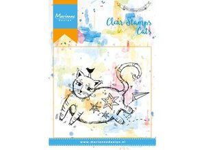 Stempel / Stamp: Transparent Transparent stamp: Cat