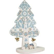 3D Weihnachtsbaum MDF