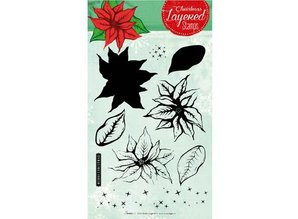 Stempel / Stamp: Transparent Layered stempel, A5 format