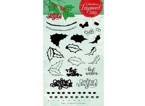 Stempel / Stamp: Transparent Layered stamp, A5 format