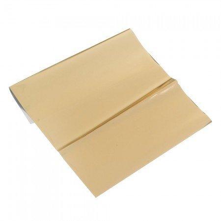 BASTELZUBEHÖR / CRAFT ACCESSORIES Metallic foil, 200 x 300 mm, 1 sheet, gold