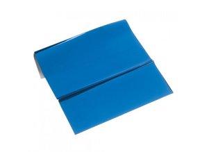 BASTELZUBEHÖR / CRAFT ACCESSORIES Metalfolie, 200 x 300 mm, 1 ark, blå