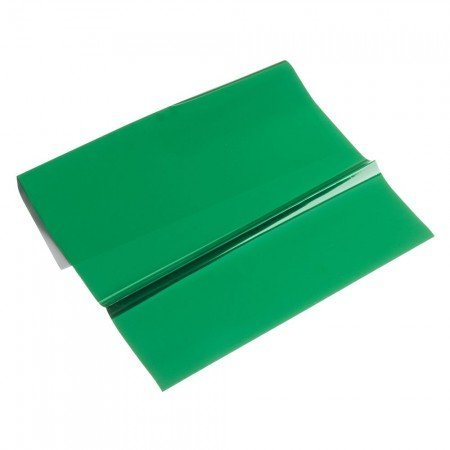 BASTELZUBEHÖR / CRAFT ACCESSORIES Metallic-Folie, 200 x 300 mm, 1 Blatt, grün