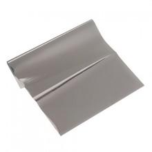 BASTELZUBEHÖR / CRAFT ACCESSORIES Metallic foil, 200 x 300 mm, 1 sheet, anthracite