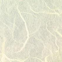 Straw silke papir, 47 x 64 cm, fløte