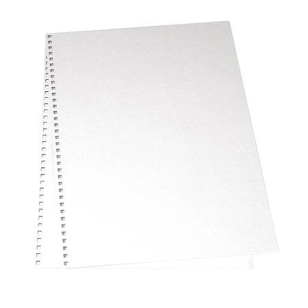 Scrapbooking ... Papp-Deckel für Album weiß