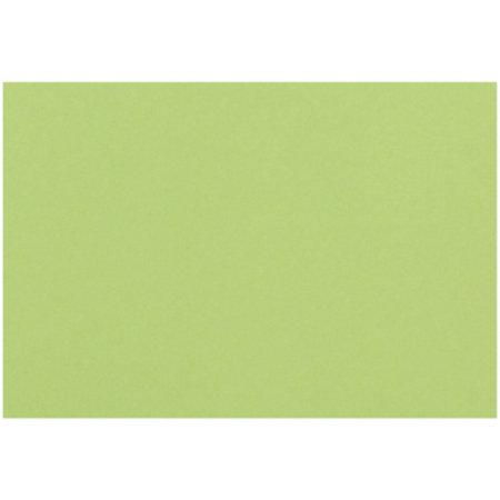 DESIGNER BLÖCKE  / DESIGNER PAPER Kartenkarton A4, hellgrün