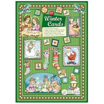 Marij Rahder 3D Decoupage Cards Winter