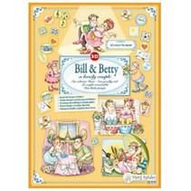 Marij Rahder 3D Decoupage Bill y Betty
