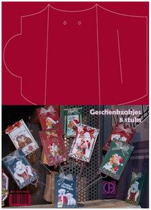 BASTELSETS / CRAFT KITS: Bastelset per 8 confezioni regalo
