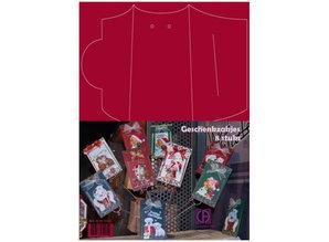 BASTELSETS / CRAFT KITS: Bastelset de 8 cajas de regalo