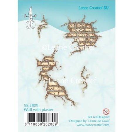Leane Creatief - Lea'bilities Stamps, Wall