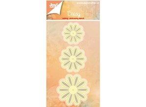Joy!Crafts und JM Creation Cutting dies: 3 flowers