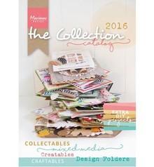 Bücher und CD / Magazines Marianne Design: Zeitschrift 2016