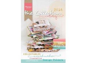 Bücher und CD / Magazines Marianne Design Magazine 2016