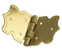 Embellishments / Verzierungen Decorative hinges gold, 20x37 mm