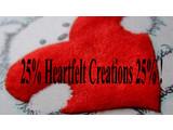 Heartfelt Creations aus USA 25% de desconto especial !! Que maneira é OFF!