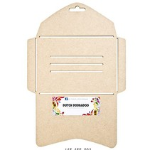 Nederlandse DooBaDoo: Envelop Template