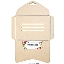 Nederlandsk DooBaDoo: konvolutt mal