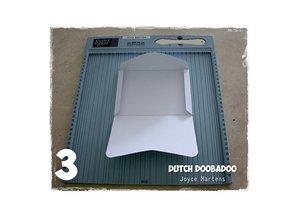 Objekten zum Dekorieren / objects for decorating Hollandsk DooBaDoo: Konvolut Skabelon