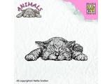 Nellie snellen transparent Stempel: Katze
