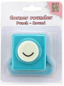 Locher / Stanzer / Punch / Coup de poing Locher: Angolo rotondo