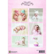 1 Bilderbogen A4: dulce niña