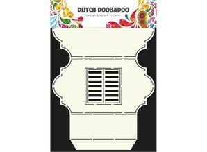 Dutch DooBaDoo A4 Modello: Tipo di carta della finestra