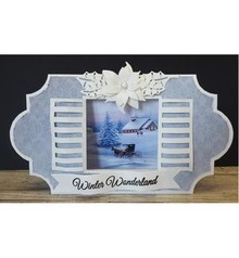 Dutch DooBaDoo A4 Schablone: Card Art Window