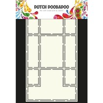 A4 Template: Card Type Trifold