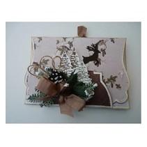 A4 Schablone: Card Art Fold