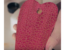 sfaccettature Micro vernice, rosso