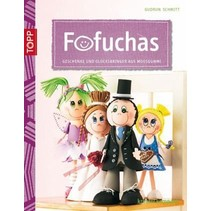 A5 bog: gaver og heldige charms fremstillet af skumgummi