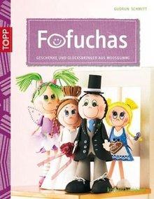FOFUCHA A5 Buch: Geschenke und Glücksbringer aus Moosgummi