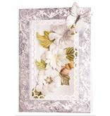 BLUMEN (MINI) UND ACCESOIRES Twinpack FlowerArt, braun