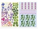 BLUMEN (MINI) UND ACCESOIRES Twin Pack flowerart púrpura,