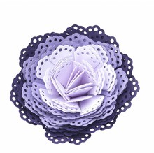 EK Succes, Martha Stewart EK Punch 3D centrino dimensionale / fiore 3D