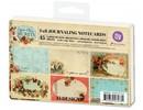 Prima Marketing und Petaloo 45 etiquetas de Prima Marketing, en diario Notecards