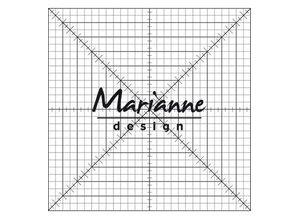 BASTELZUBEHÖR / CRAFT ACCESSORIES Stamp værktøj, for perfekt positionering