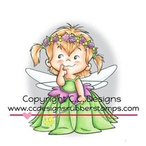 Rubber stamp, Fairy Twila