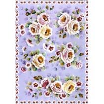 Decoupage papier Finmark Tender Roses
