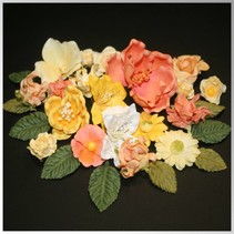 Van Flores de papel