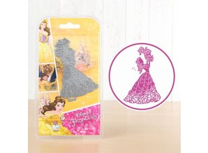 Stanzschablonen SET: Disney + Stempel Princess Fairy Gesicht
