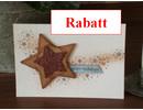 DESIGNER BLÖCKE  / DESIGNER PAPER Glitter cartone, 10 fogli in formato A4 280gsm, marrone chiaro