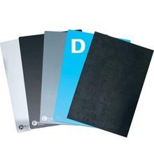MASCHINE / MACHINE & ACCESSOIRES A4 piatto di taglio D