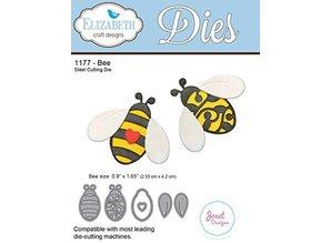 Elisabeth Craft Dies Cutting dies: 2 Bee