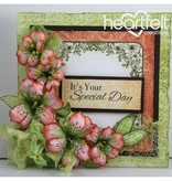 Heartfelt Creations aus USA Sunrise Lily Collection, insgesamt 9 Artikel!