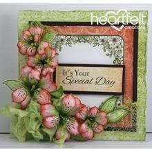 Heartfelt Creations aus USA Alba Lily Collezione, 9 prodotti!